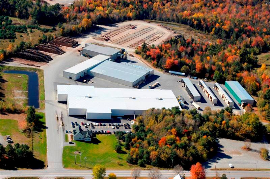 Companii din Canada - Kennebec Lumber Company (Canadian & Export Sales Office)